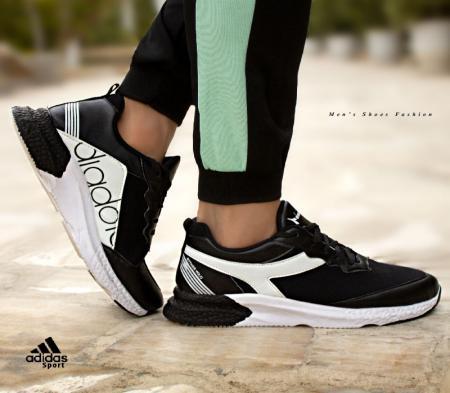 کفش مردانه Diadora( مشکی سفید)