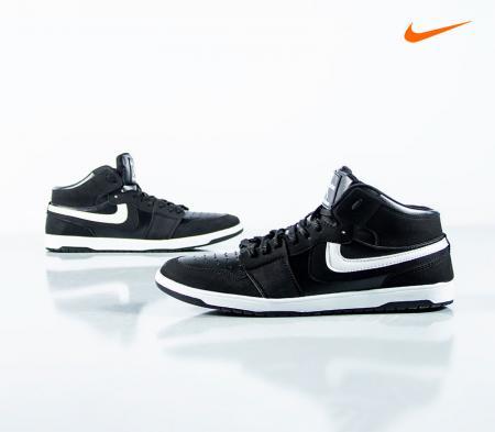نیم بوت مردانه Nike مدل Pippen( مشکی)